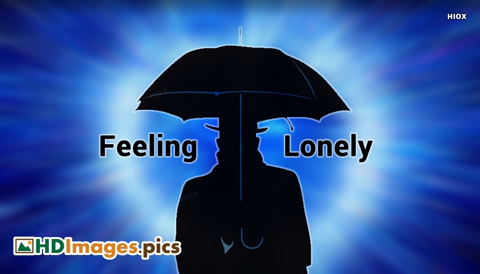Feeling Lonely Hd Images