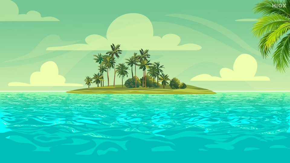 Hd Picture Of An Island