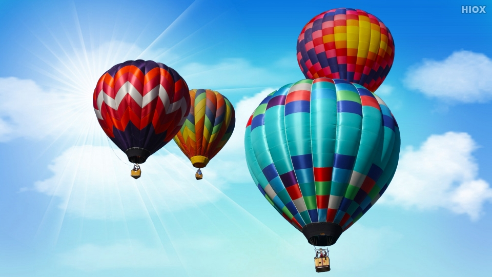 Hot Air Balloons Hd Wallpaper