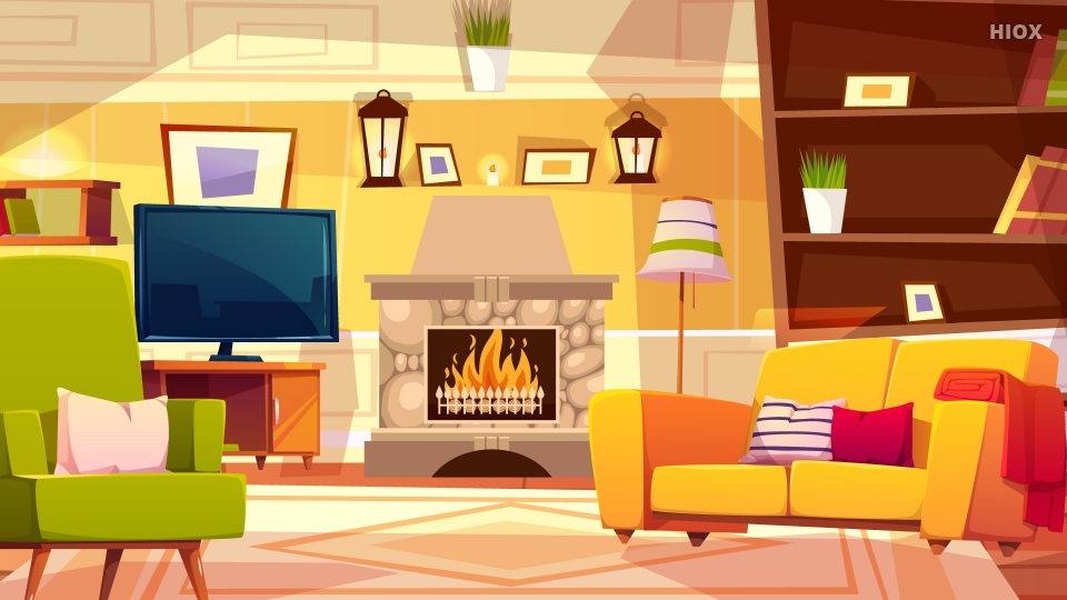 Living Room Hd Wallpaper