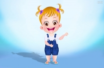 Cute Little Smiling Girl Hd Image