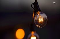 Hanging Incandescent Lamp Hd Image