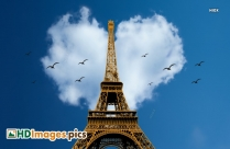 Hd Images Eiffel Tower